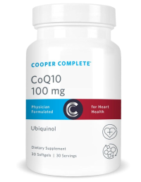 CoQ10 Ubiquinol 100 mg Product From Cooper Complete