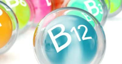 B12 spheres on a table