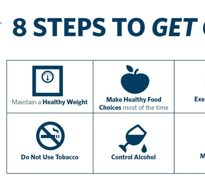 Eight Steps to Get Cooperized by Dr ken cooper