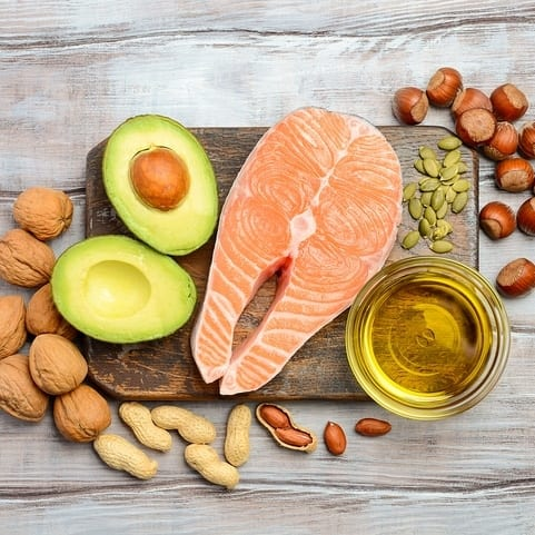 Types of Omega-3 Fatty Acids