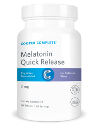 Picture of Cooper Complete Melatonin Quick Release Product