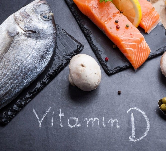 Vitamin D rich foods to help protect against heart disease