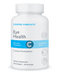 Cooper Complete Eye Health Bottle