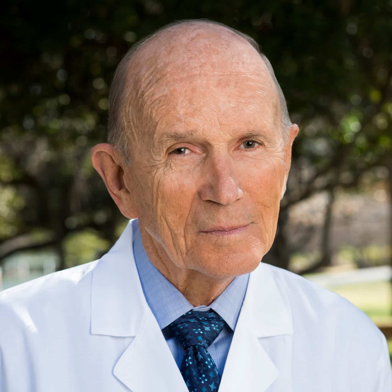 Photo of Cooper Clinic founder Kenneth H. Cooper, MD, MPH