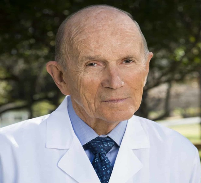 Photo of Cooper Clinic Preventive Medicine Founder Kenneth Cooper, MD, MPH