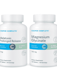 Cooper Complete Prolonged Release Melatonin and Magnesium Glycinate
