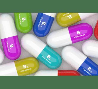 Cooper Complete B-complex supplements